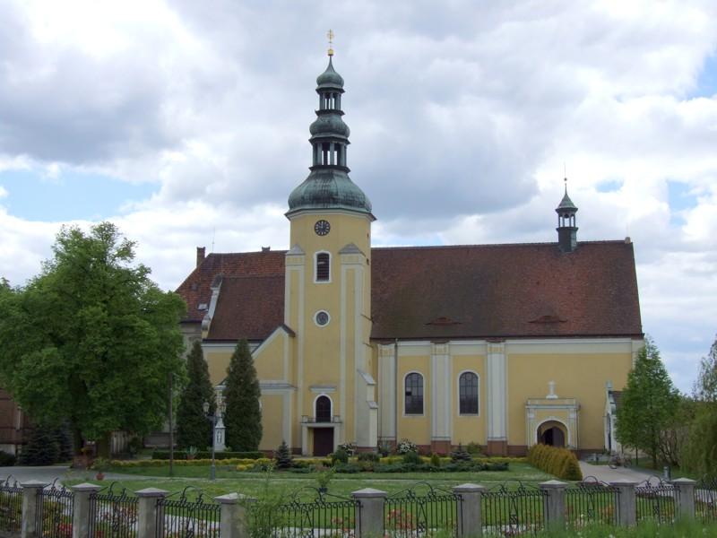 Kościół p.w. św. Norberta w Czarnowąsach