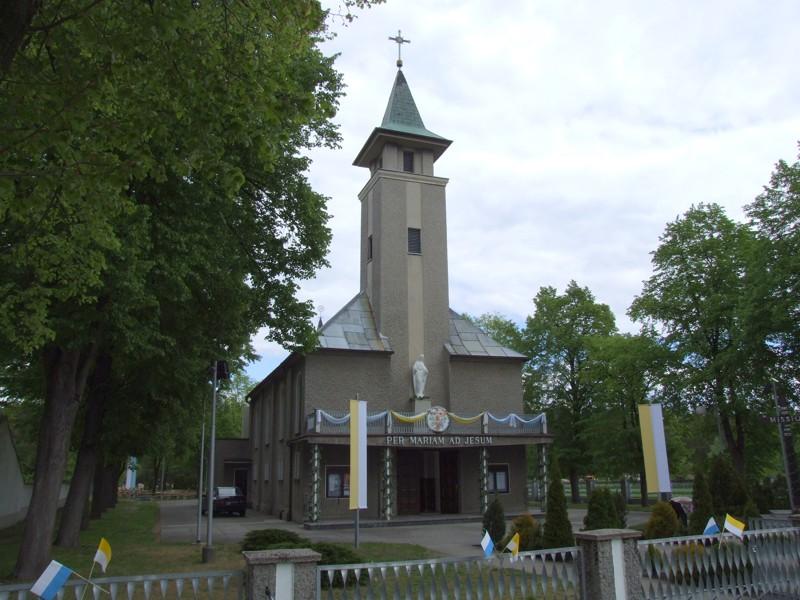 Kościół p.w. Niepokalanego Serca Najświętszej Panny Maryi
